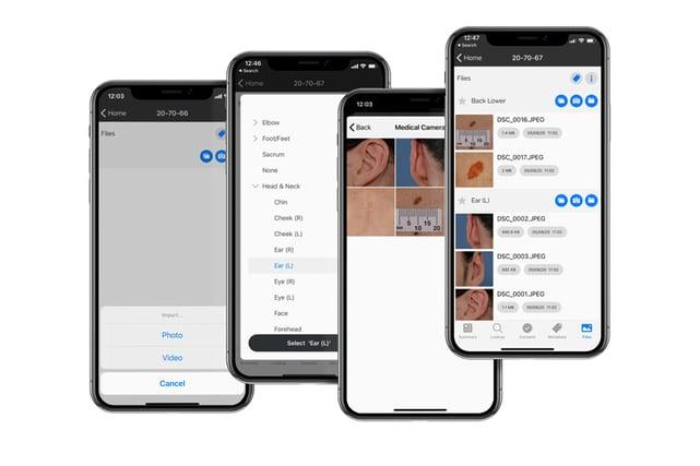 Clinical Uploader App