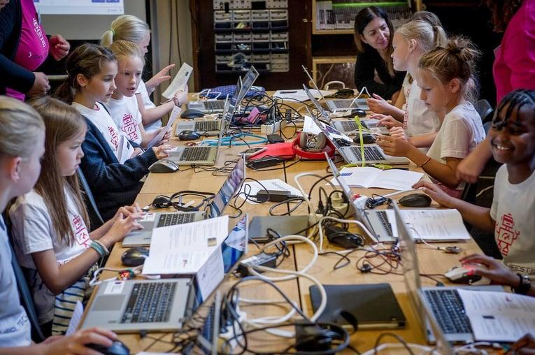Girltechfest Oslo credit Gorm K Gaare.jpg