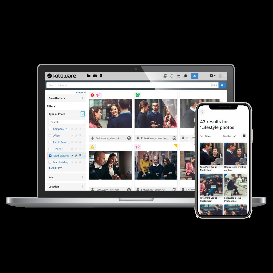 FotoWare for Marketing & Communications