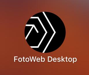 fotoweb desktop