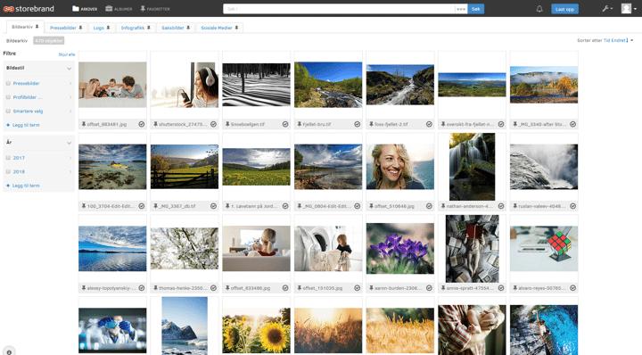 Screenshot-digital-asset-management