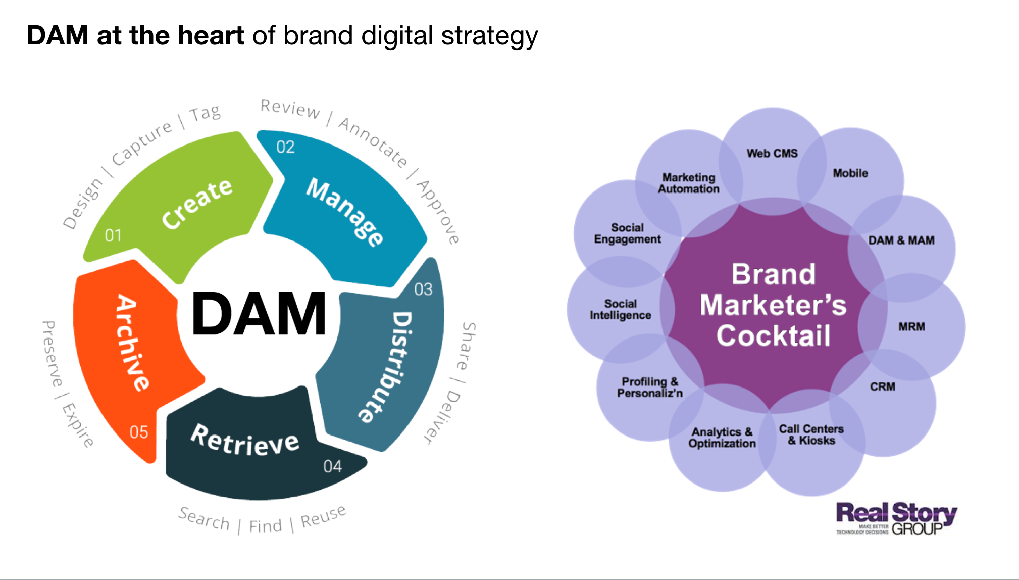 Digital Asset Management Brand Strategy Integrations