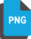 png format file compression
