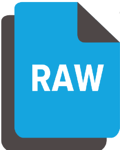 what is raw file format image