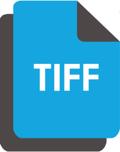 Why use TIFF files format for creative