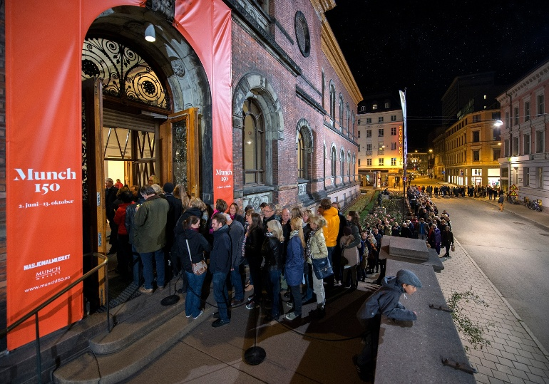 FotoWare helps Norway National Museum to keep control over their digital archive
