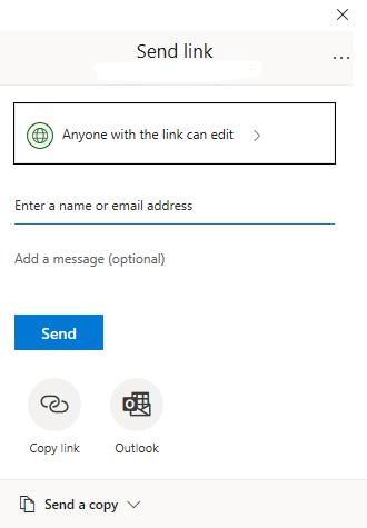 Sharing Files in Microsoft Teams