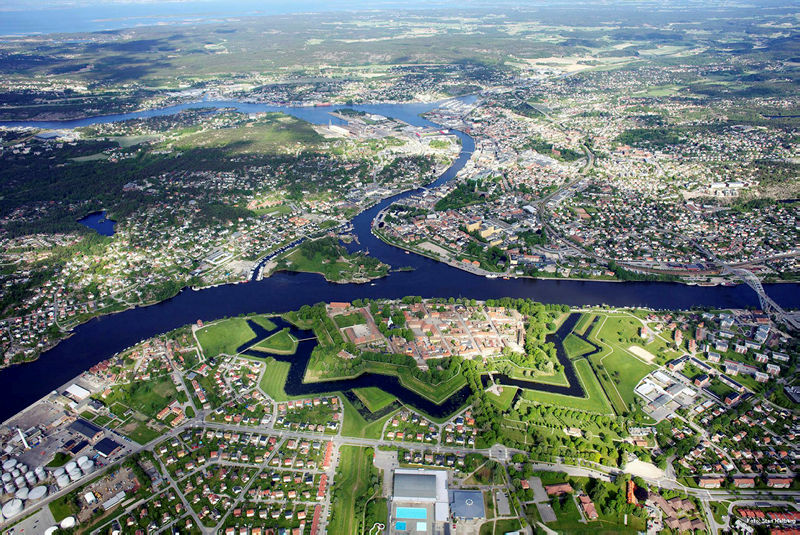 how Østfold County Municipality created system of sharing and collaboration for residents