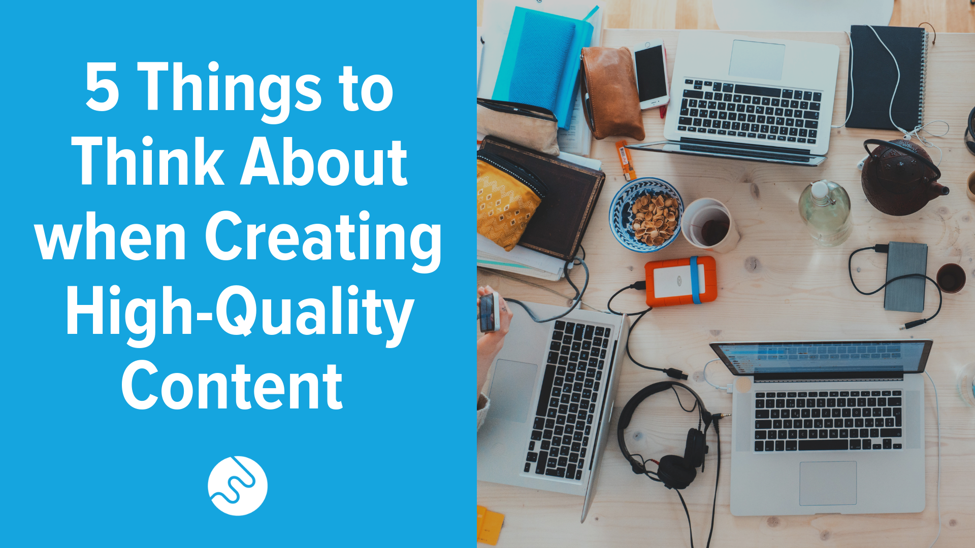 5 Things Content Marketing