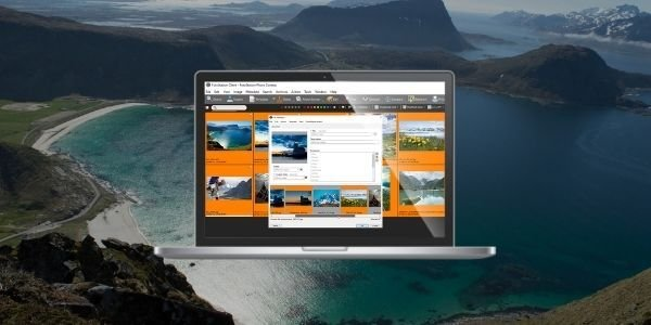 FotoStation new metadata editor