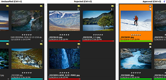 Organize Your Images