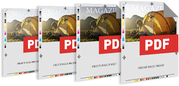 Fully automated PDF Processing