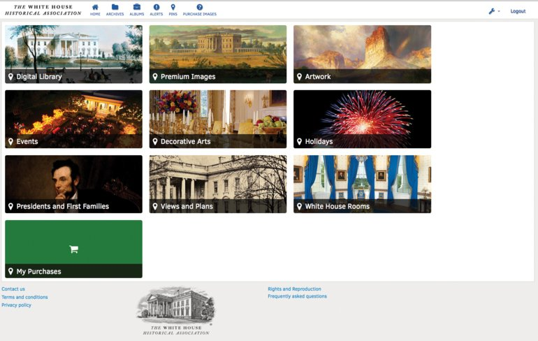 Main Page - The White House Historical Association
