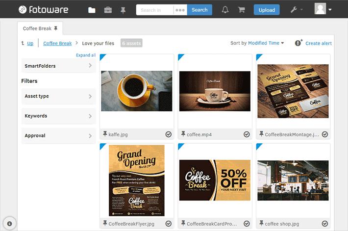 En visuell base for alle de filene du elsker og bruker hele tiden