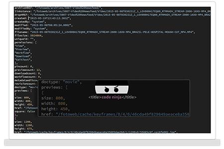 Beautiful APIs for Code Ninjas