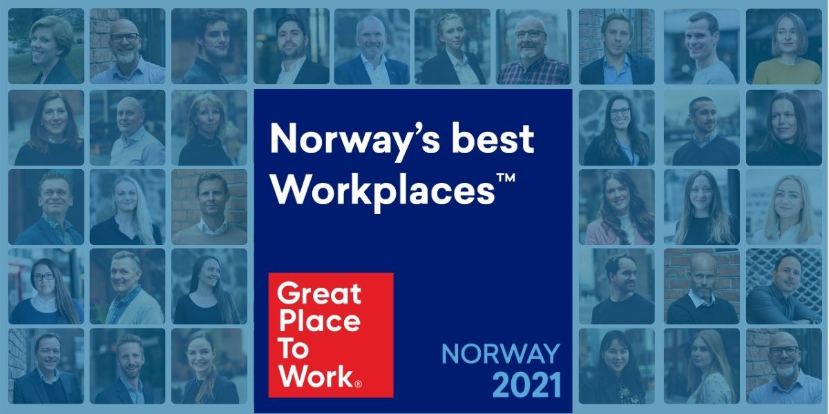 FotoWare is one of Norway's best workplaces