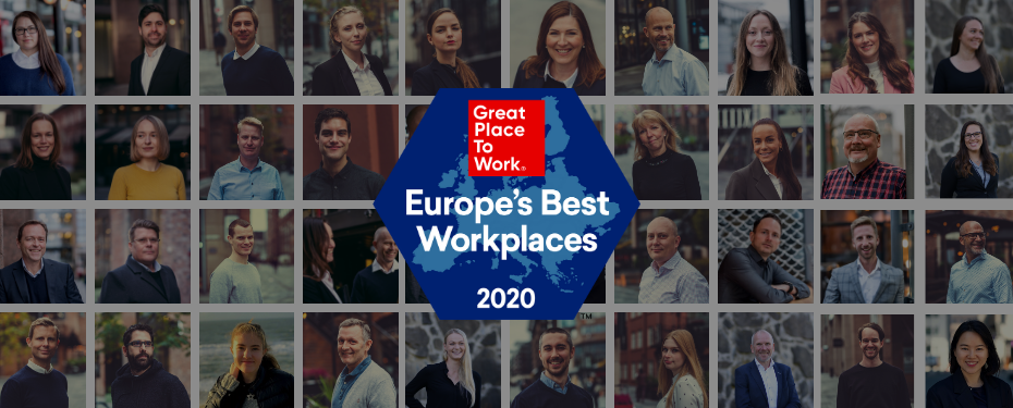 Great Place to Work Europe - FotoWare