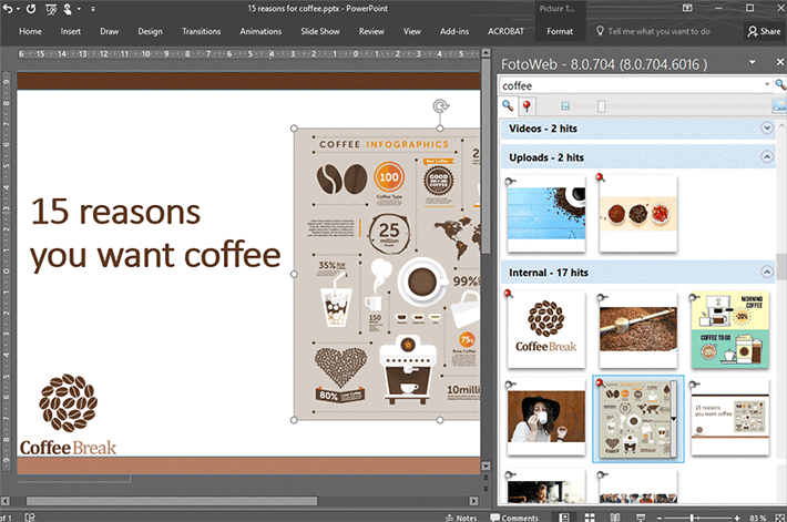 Plugin for Microsoft Office PowerPoint