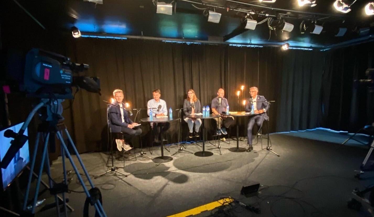 Atea Podcast - Teknologi og mennesker, IKT Norge, Arendalsuka, NAV, NHH, FotoWare